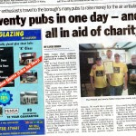 Rugby Advertiser Article