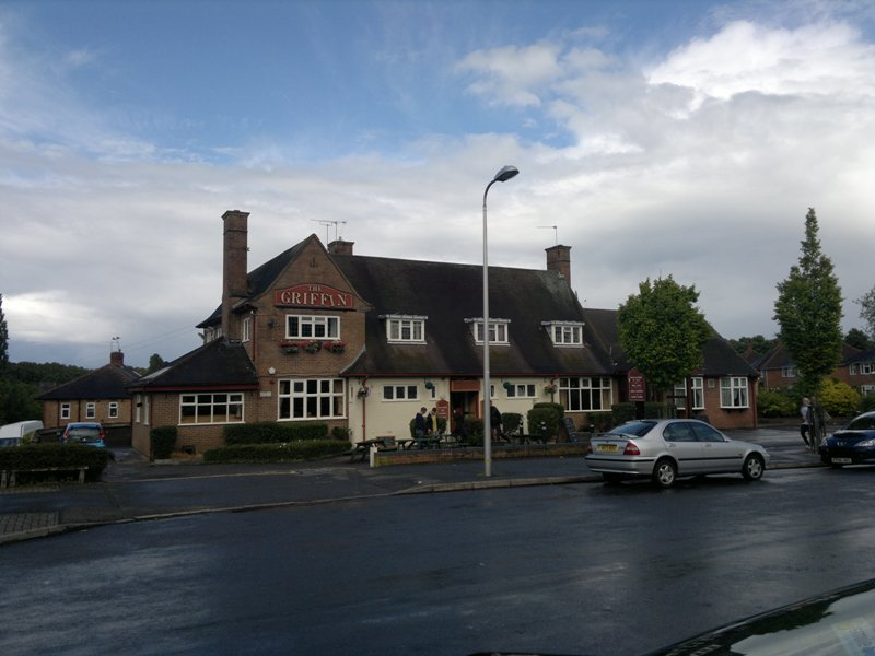 The Griffin in Rugby