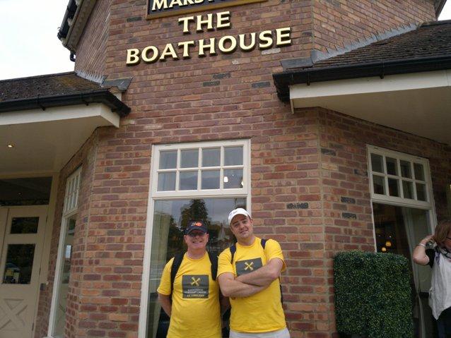 Boathouse Braunston