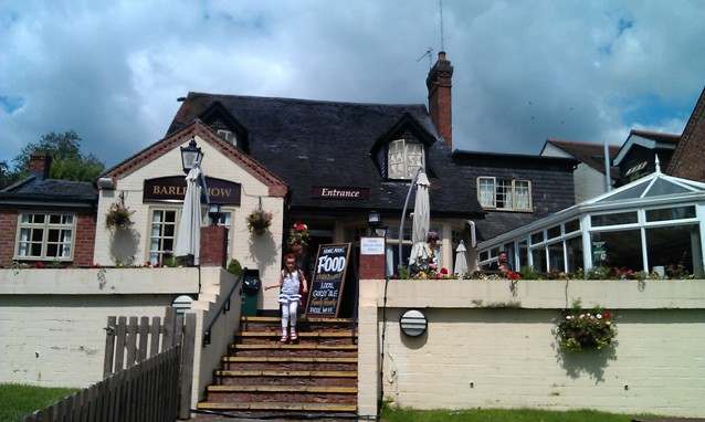 Barley Mow in Rugby