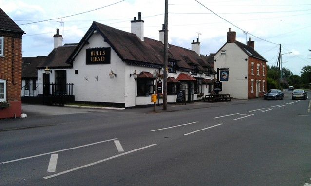 Bulls Head in  Brinklow
