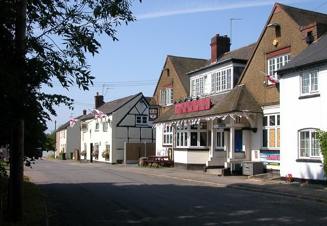 Caldecott Arms in Long Lawford