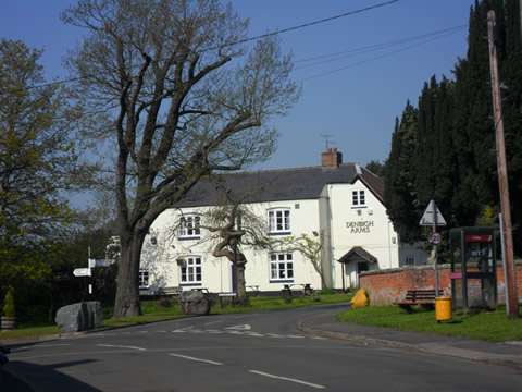 Denbigh Arms in Monks Kirby