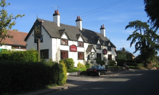 Golden Lion in Easenhall