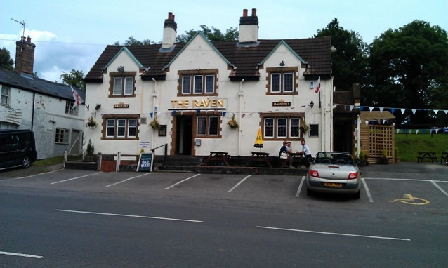 The Raven Inn, Brinklow