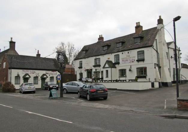 White Lion in Pailton
